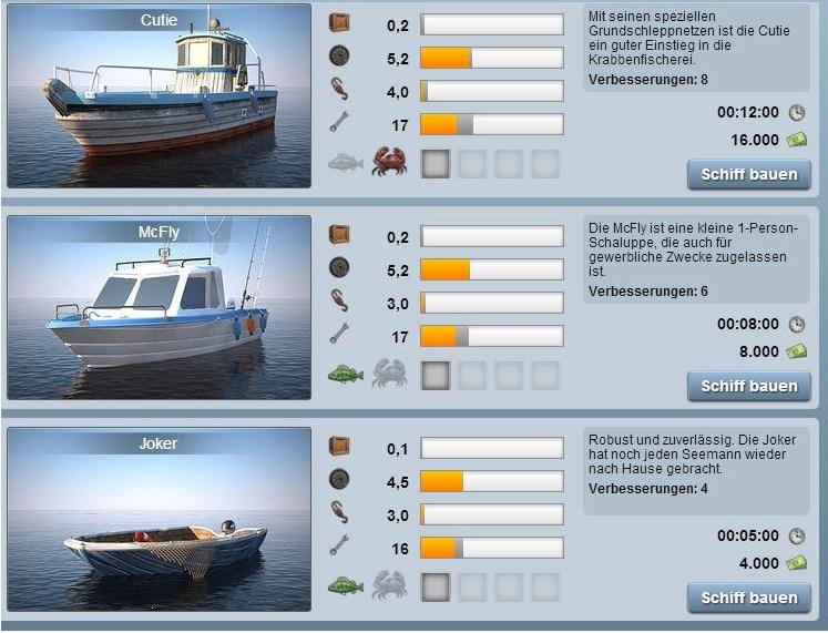 schiffe big bait