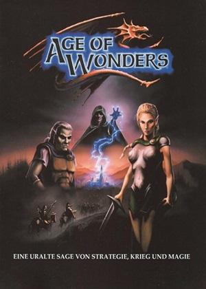 Age of Wonders Deutsche  Texte, Untertitel, Menüs, Videos, Stimmen / Sprachausgabe Cover