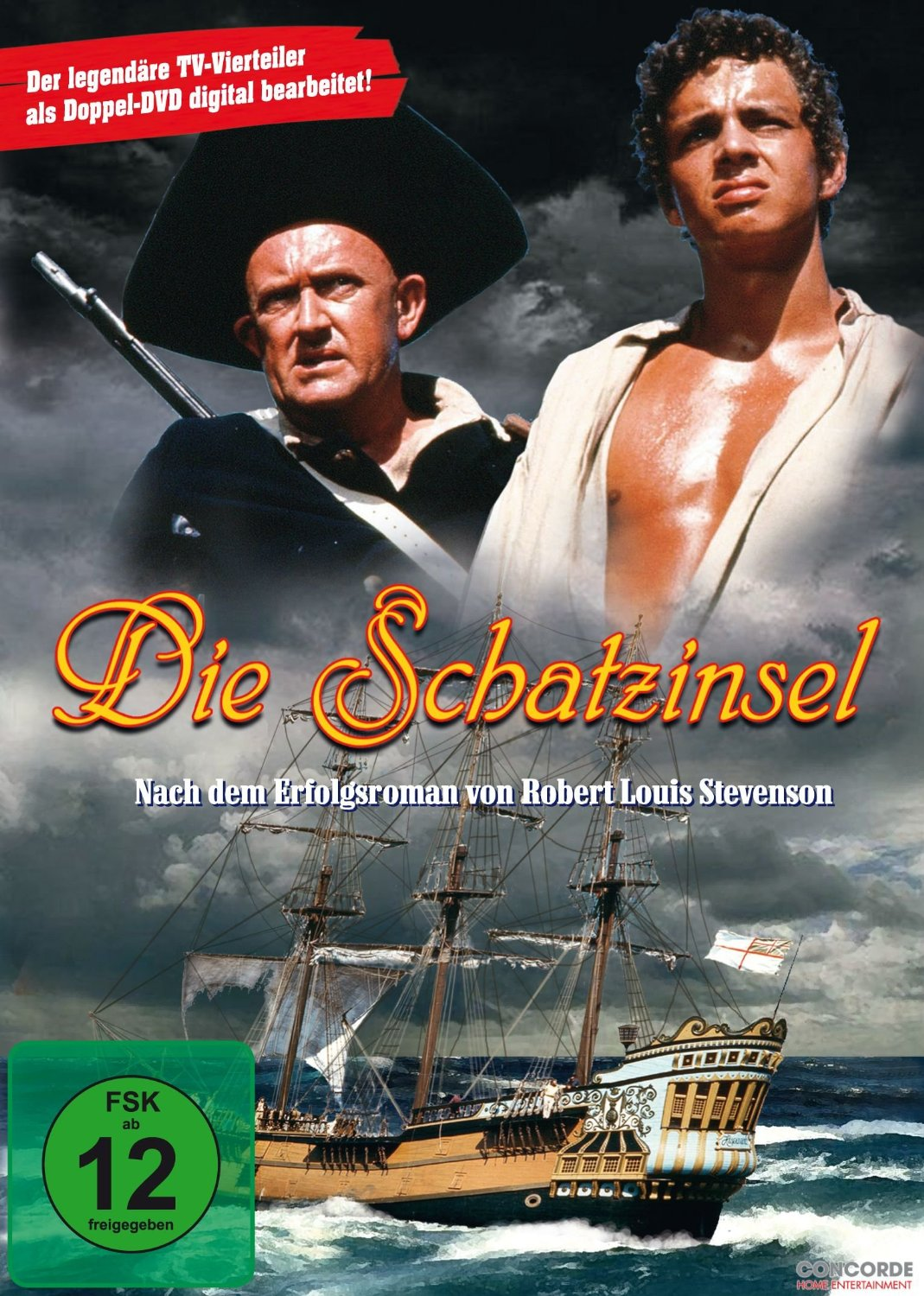 Y3yziryc in Die Schatzinsel 1966 (TV Vierteiler) German xvid
