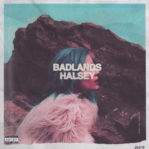 Halsey - BADLANDS (Deluxe Edition) (2015)