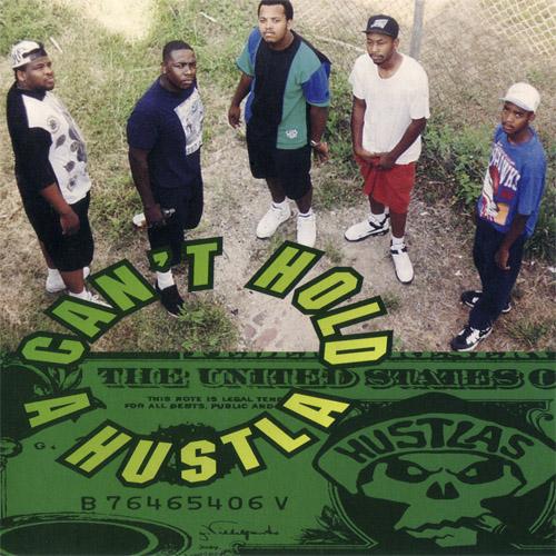 5.0 Hustlas - Can't Hold A Hustla (1994)