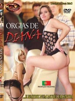 Orgias de Diana Cover