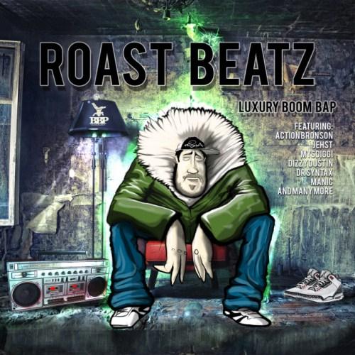 Roast Beatz - Luxury Boom Bap (2015)