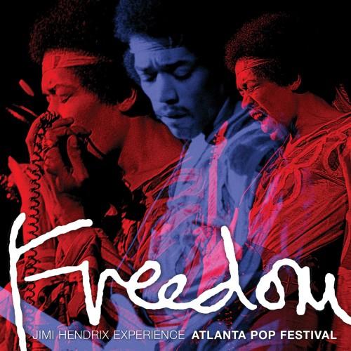 The Jimi Hendrix ExperiencesFreedom Atlanta Pop Festival (2015)