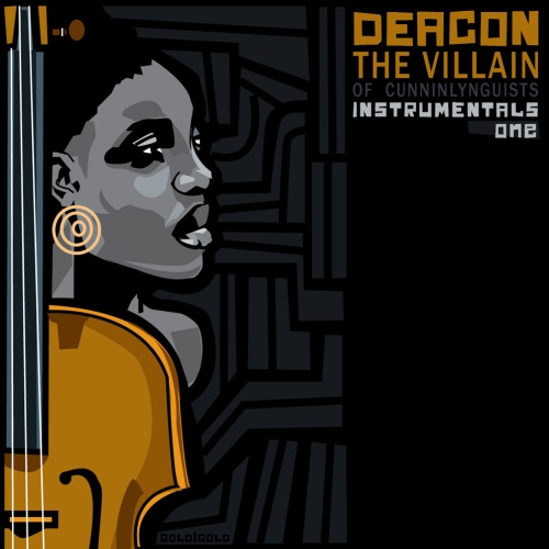 Deacon The Villain - Instrumentals One (Instrumentals) (2015)