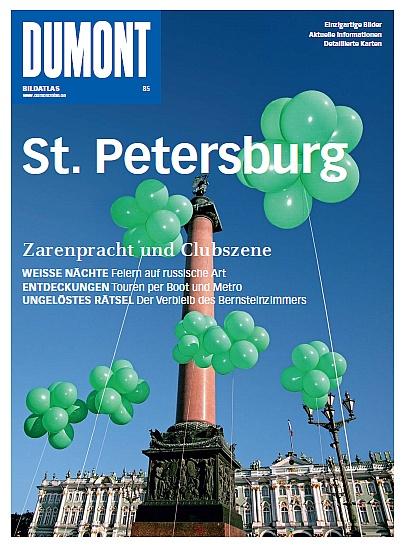Dumont - Bildatlas - St. Petersburg