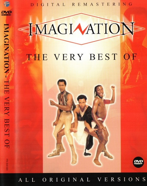 Imagination - The Very Best Of (2004) DVD5