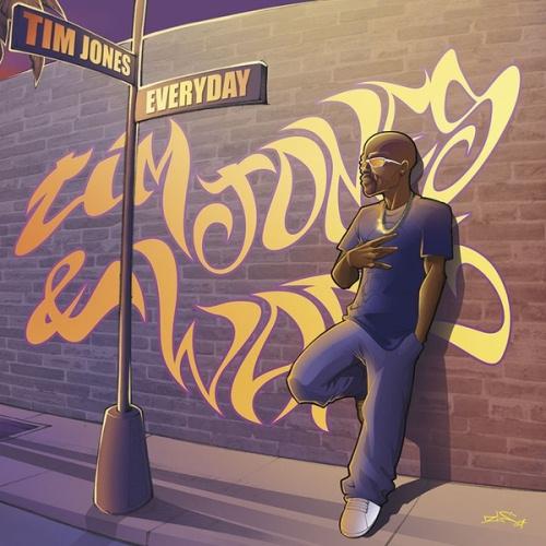 Tim Jones - Everyday (2015)