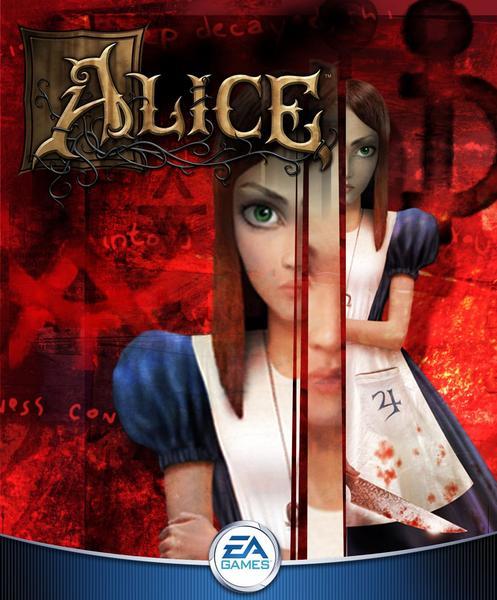 American McGee's - Alice Deutsche  Texte, Untertitel, Menüs, Videos, Stimmen / Sprachausgabe Cover