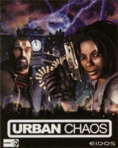 Urban Chaos Deutsche  Texte, Untertitel, Menüs, Videos, Stimmen / Sprachausgabe Cover