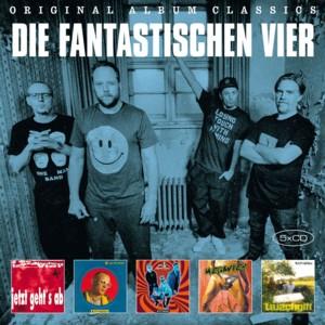 Die Fantastischen Vier - Original Album Classics (5CD) (2015)