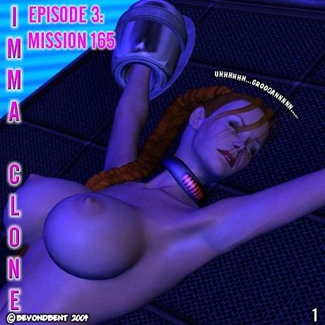 Beyondbent – Imma Clone 1-4 - 3D Porn Comic, Big Tits Download Comics