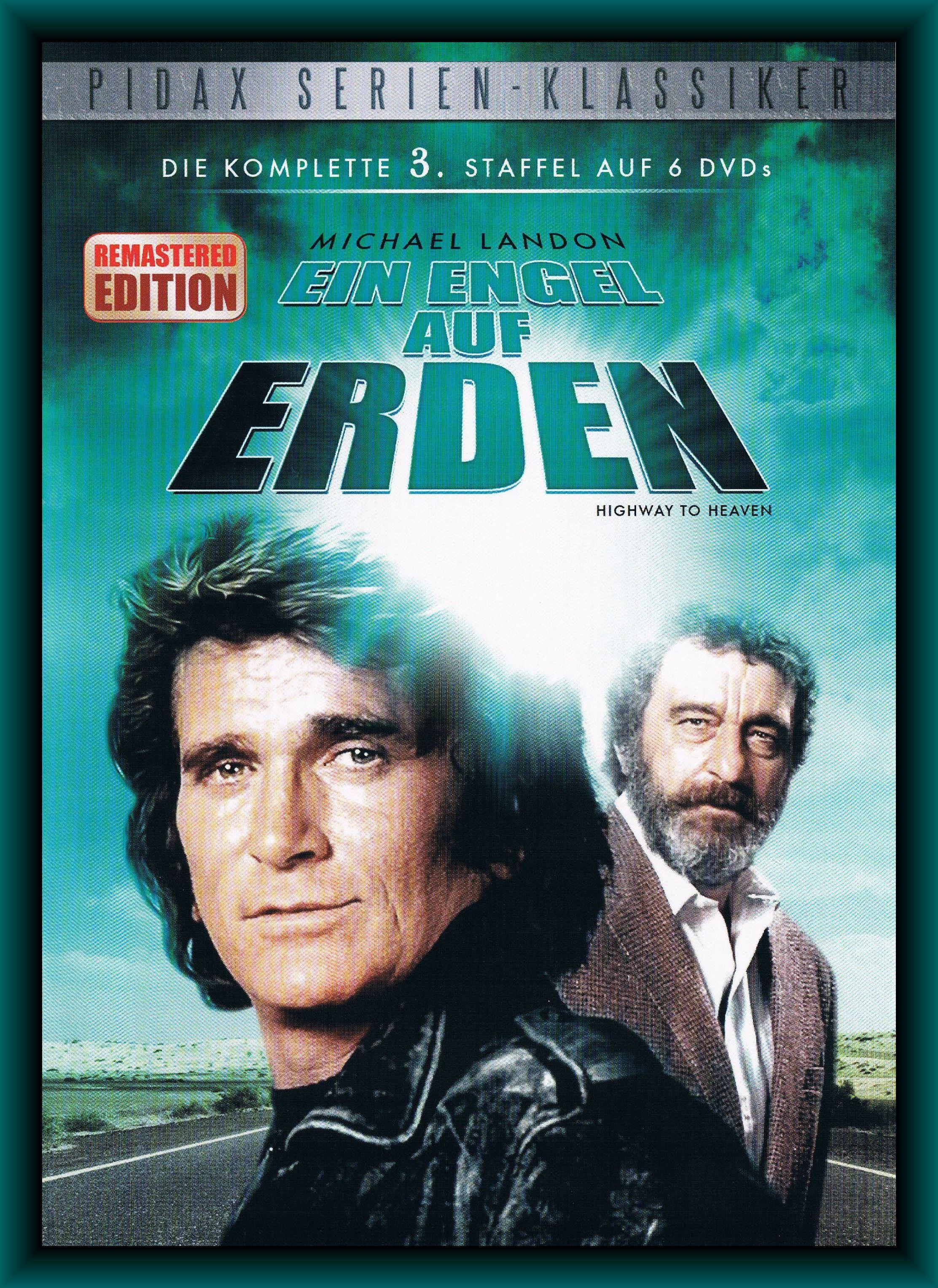 Pidax Film Ein Engel Auf Erden Staffel 3 1986