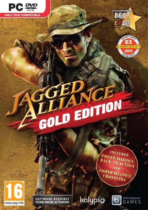 Jagged Alliance: Crossfire (2012)