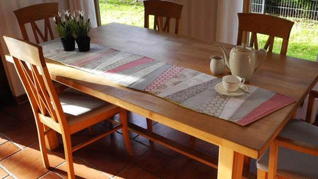 Tischläufer, die Welle • Die Nähfabrik...
