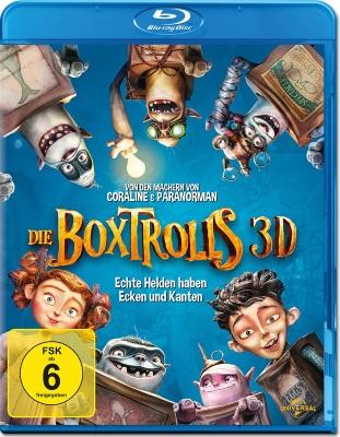 Boxtrolls - Le Scatole Magiche 3D H.OU (2014) FullHD 1080p ITA ENG - DTS AC3 Subs OU