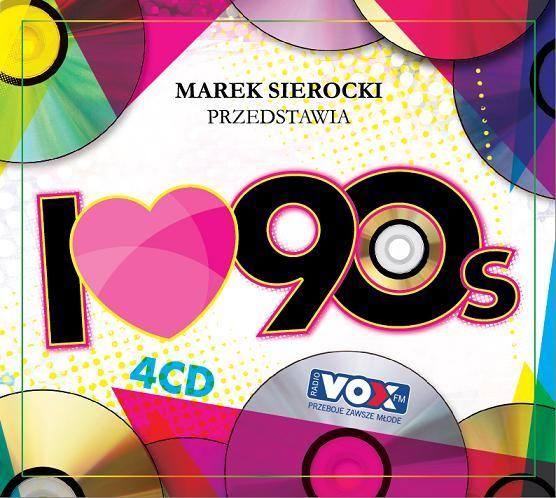 Marek Sierocki Przedstawia I Love 90s