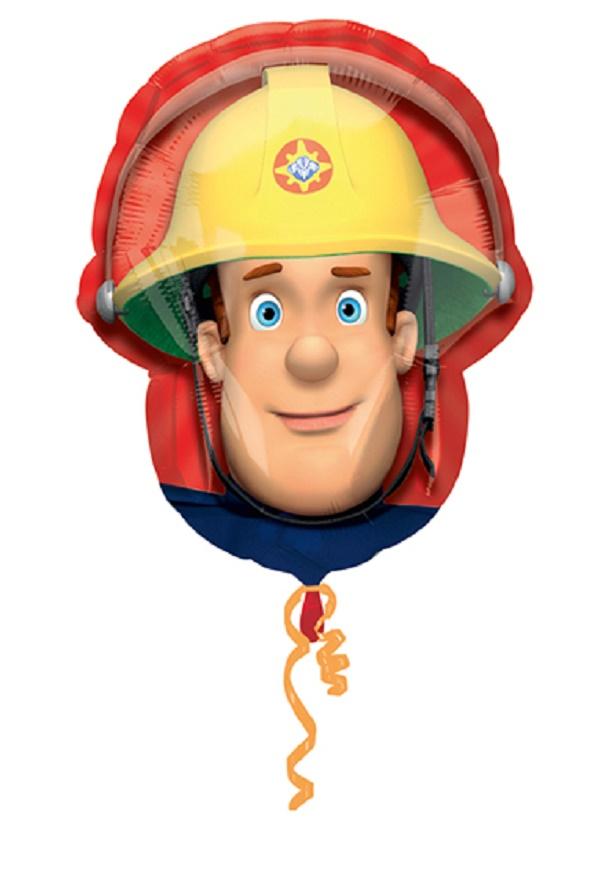 Feuerwehrmann Sam 1 Folien Ballon 2654101--