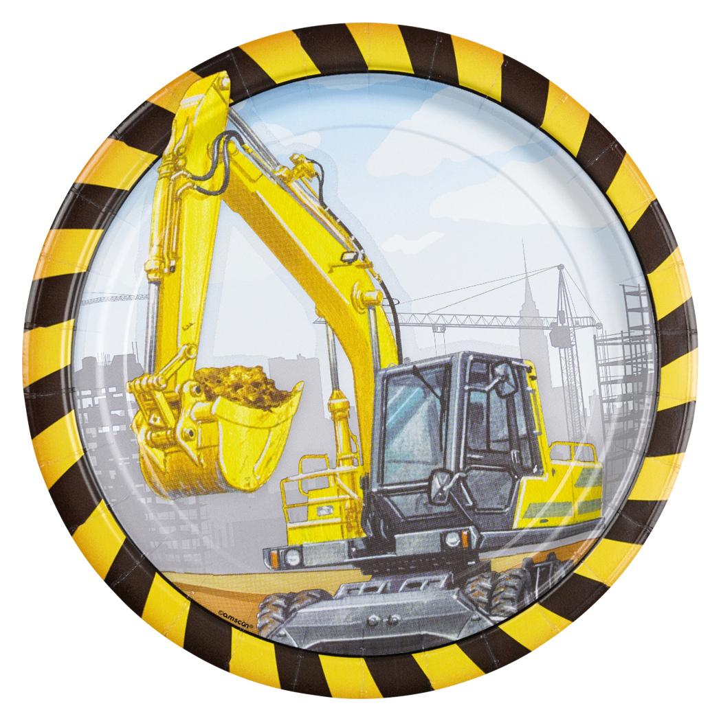// Baustelle Construction  8 Teller 998322--