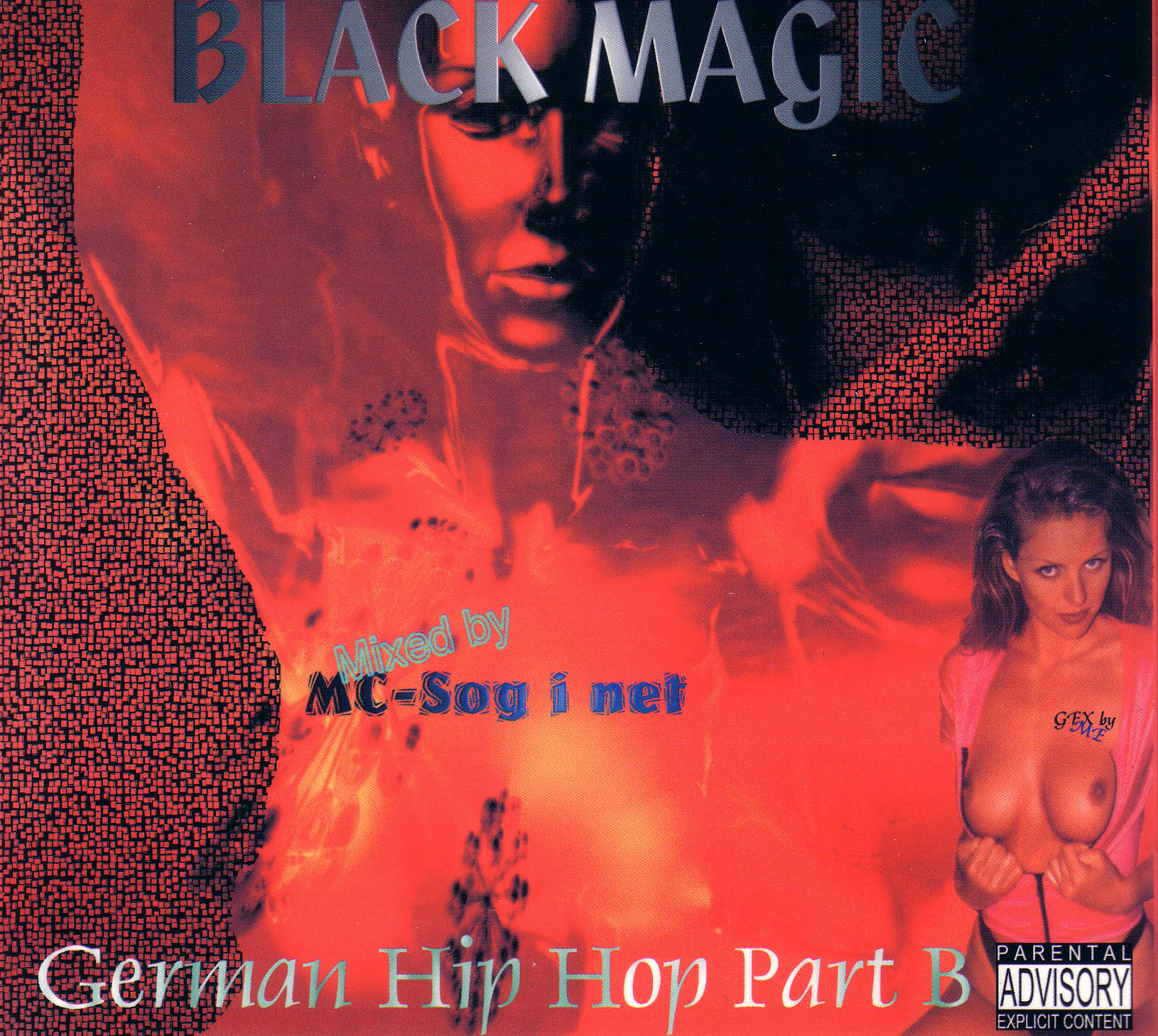 Black Magic - German Hip Hop Part B