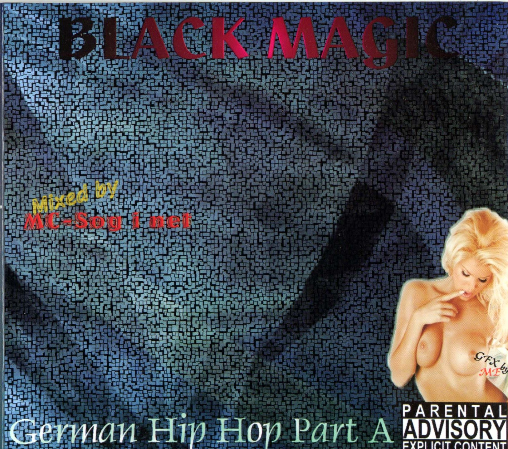 Black Magic - German Hip Hop Part A