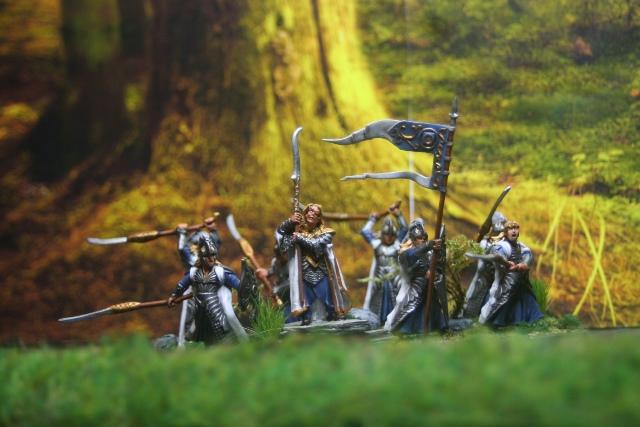 Aragorn et les 5 Armées - Armée de Mirkwood Update L8ubit2e