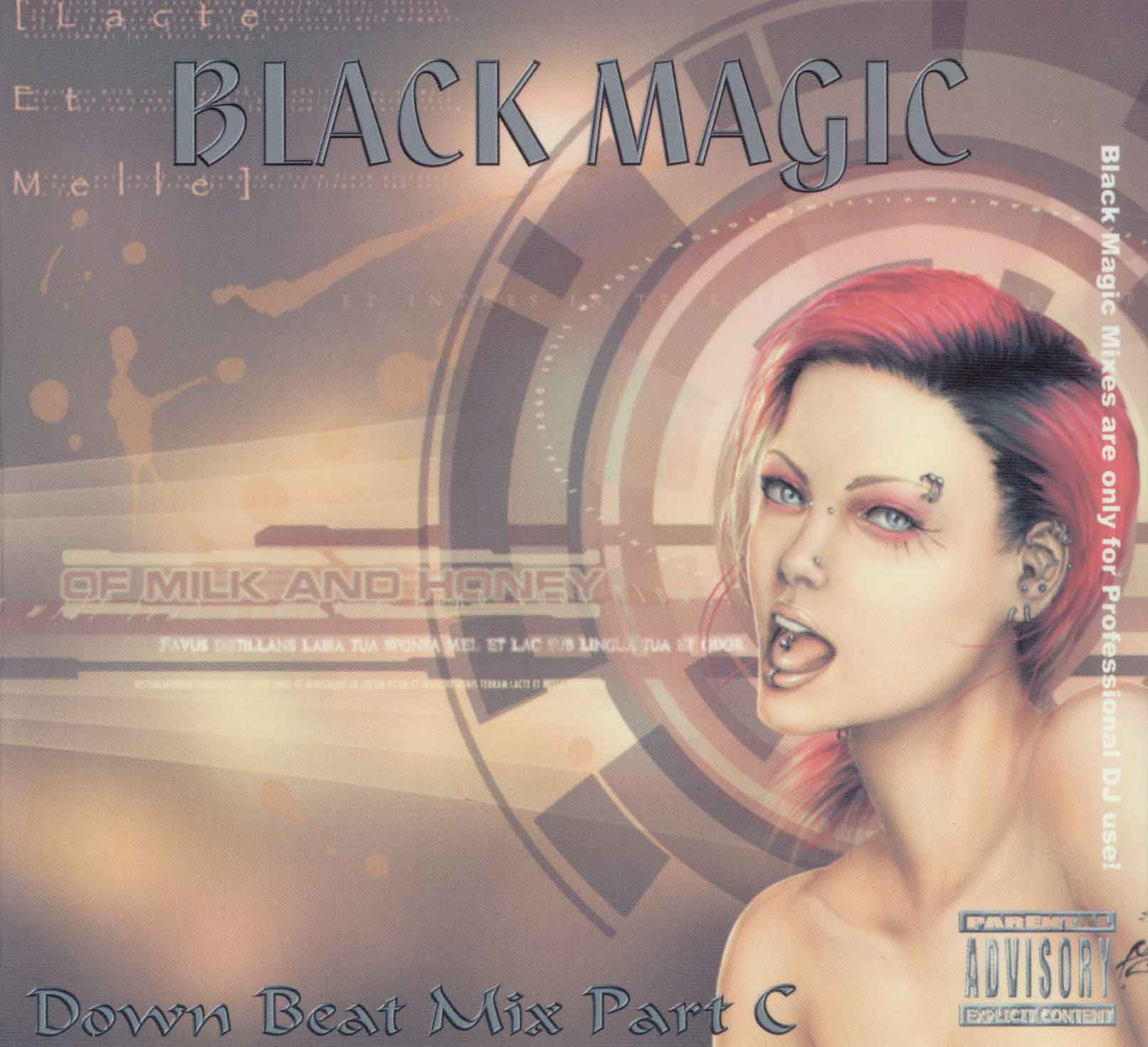 Black Magic - Down Beat Mix Part C