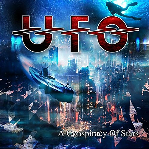UFO - A Conspiracy of Stars (2015)