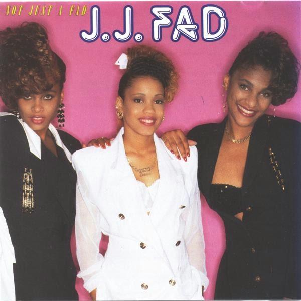 J.J. Fad-Not Just A Fad (1991)