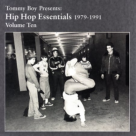 Hip Hop Essentials (1979-1991) - Vol. 10