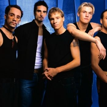 Backstreet Boys mixed by Daniel Sequeira GX