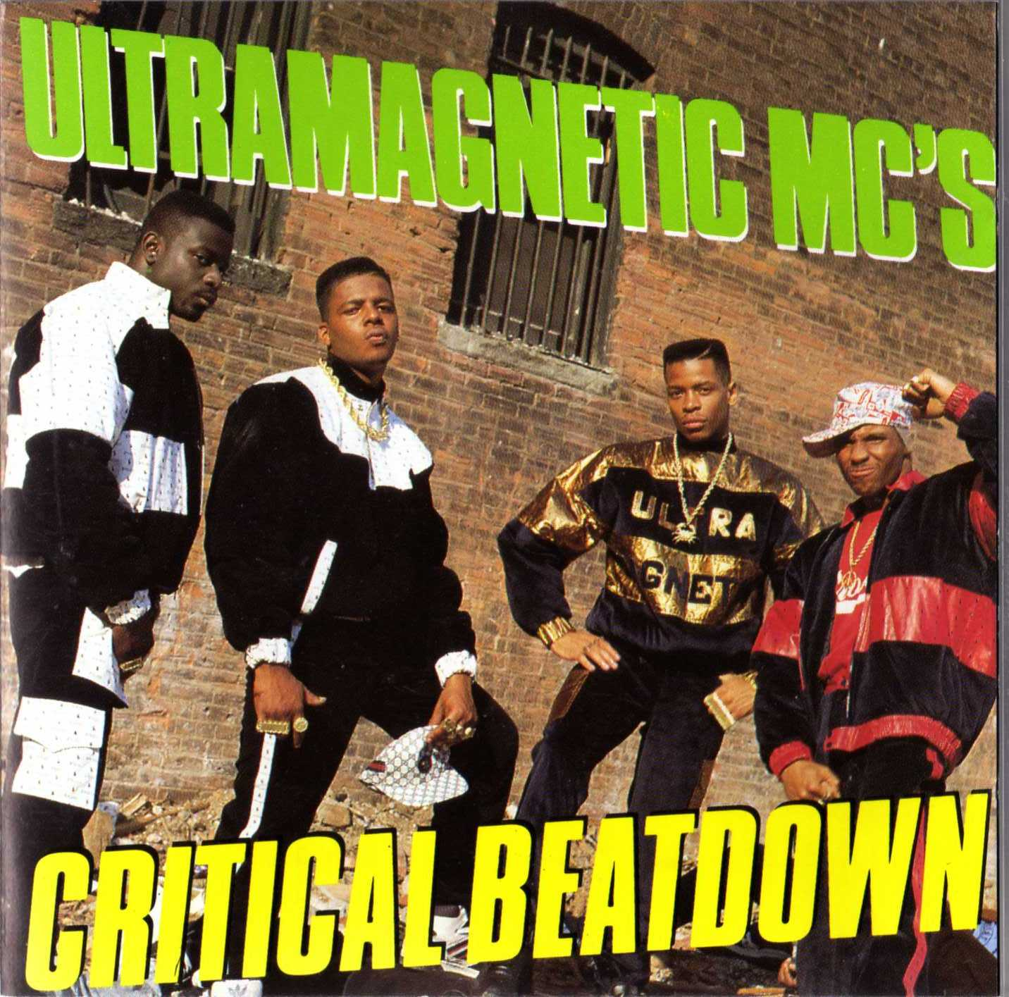 Ultramagnetic MC's - Critical Beatdown (1986)