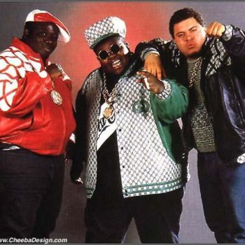 DJ BOOG'E'DOWN PRESENTS......THE FAT BOYS