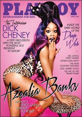 Playboy USA Cover