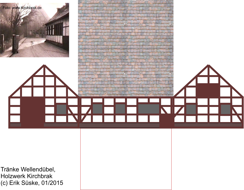 Die Tränke des Holzwerk Kirchbrak - Gebäude, Funktionsmodelle ...