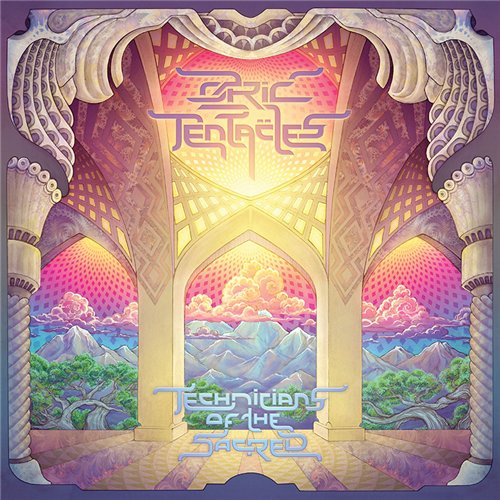 (Psychedelic / Progressive / Space Rock) [CD] Ozric Tentacles - Technicians Of The Sacred - 2015, FLAC (tracks+.cue), lossless