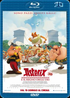 Asterix e Il Regno Degli Dei 3D H.OU (2014) BDRip 1080p ITA FRE DTS AC3 Subs