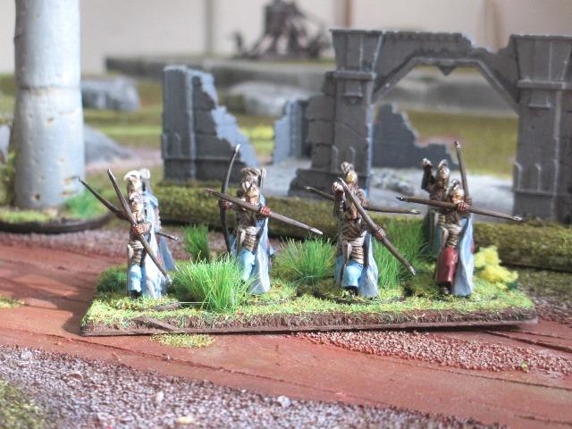 Aragorn et les 5 Armées - Armée de Mirkwood Update Gi6x4bnx