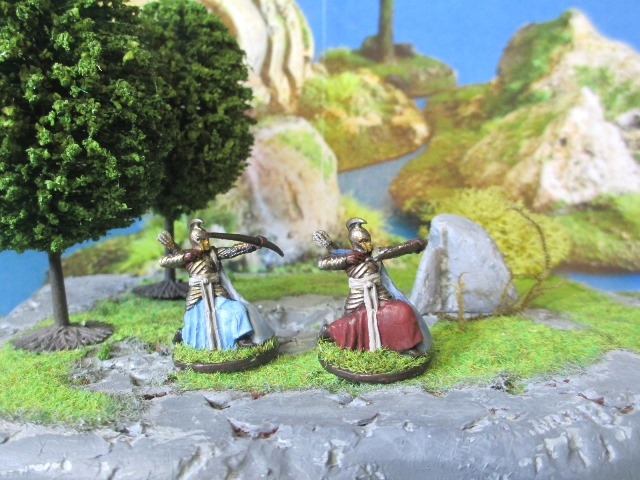 Aragorn et les 5 Armées - Armée de Mirkwood Update Qiu9nb9t