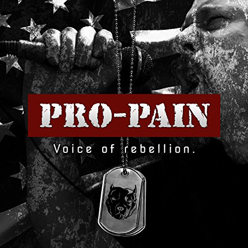 Pro-Pain - Voice Of Rebellion (2015)