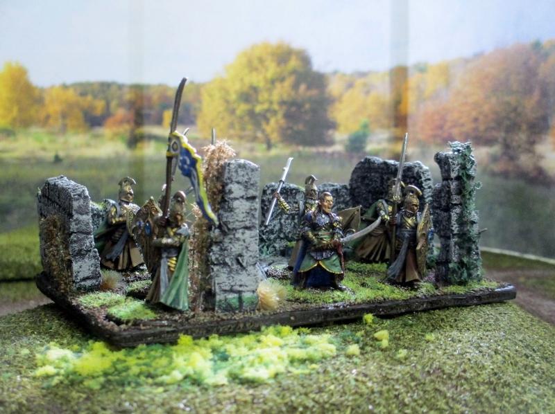 Aragorn et les 5 Armées - Armée de Mirkwood Update 299tnom5