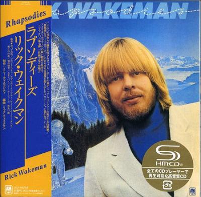 Rick Wakeman - Discography 1973-1979 (8XCD) (Japan, 2009-2011