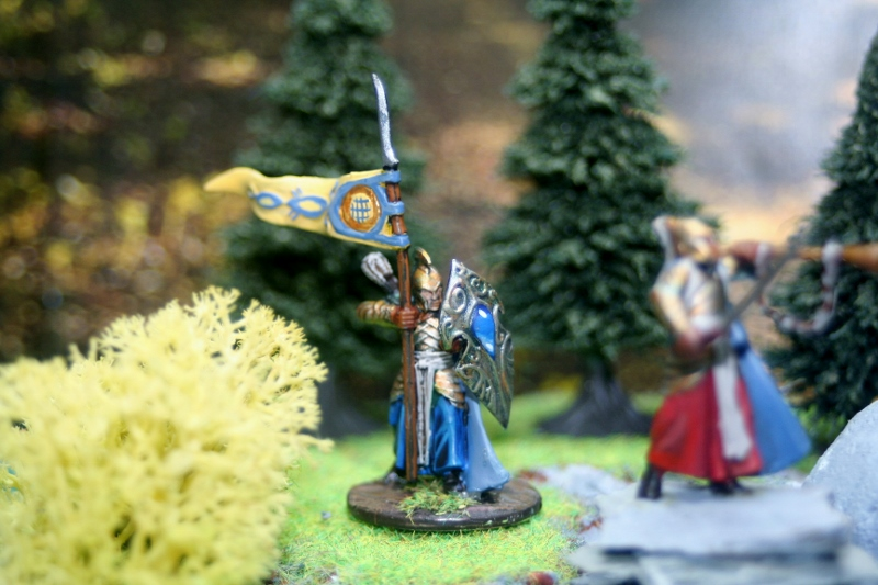 Aragorn et les 5 Armées - Armée de Mirkwood Update Aaplfbke