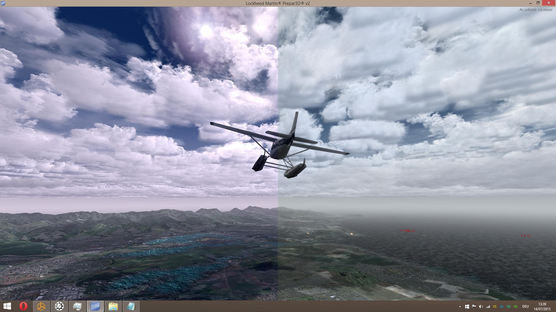 Reshade,and what it does - The AVSIM Screen Shots Forum