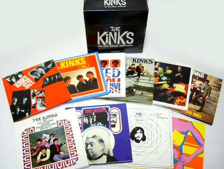 The Kinks Bald Headed Woman
