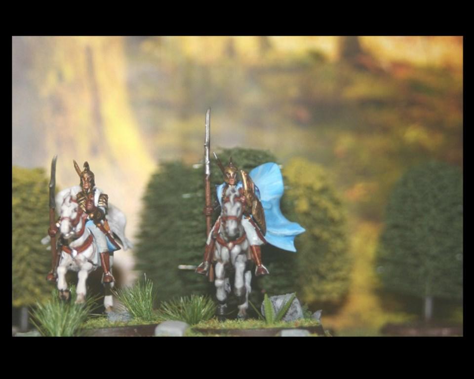 Aragorn et les 5 Armées - Armée de Mirkwood Update Taar4r3y