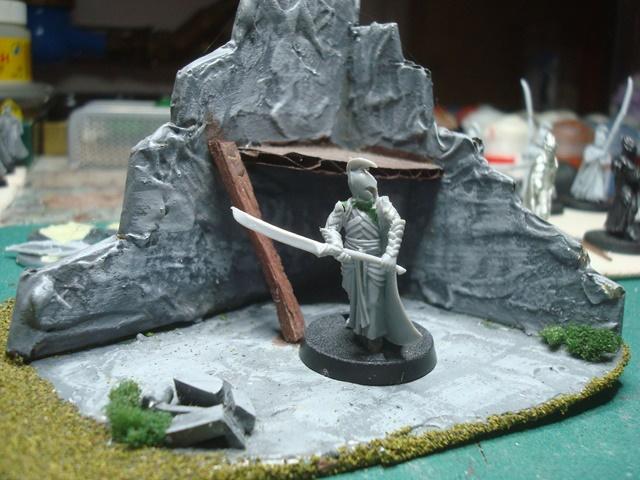 Aragorn et les 5 Armées - Armée de Mirkwood Update Rlyeazyj