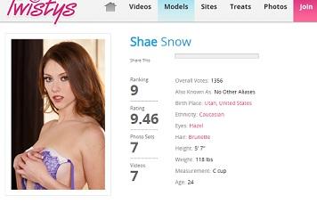 Twistys Shae Snow Siterip (720p) Cover