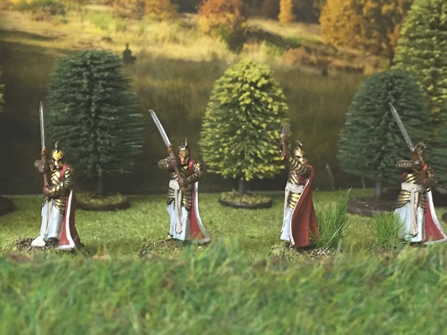 Aragorn et les 5 Armées - Armée de Mirkwood Update Qzrmqgts
