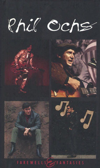 Phil Ochs The War Is Over The Harder They Fall